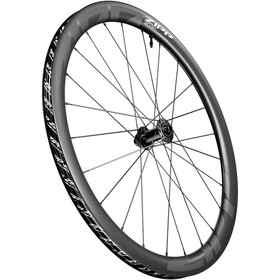 "Zipp 303 S Voorwiel 28"" 12x100mm Carbon Disc CL Tubeless, black"